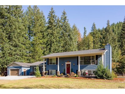 Cottage Grove, Creswell Single Family Home For Sale: 76871 Mosby Creek Rd