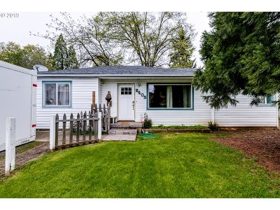 Eugene Single Family Home For Sale: 2405 W 18th Ave