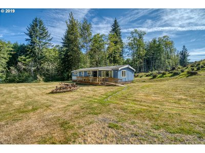 Estacada Single Family Home For Sale: 46150 SE George Rd