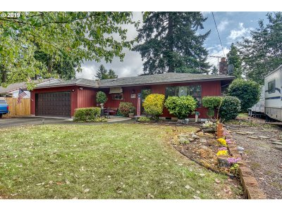 Happy Valley, Clackamas Single Family Home For Sale: 15580 SE Johnson Rd