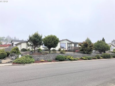 Coos Bay Single Family Home For Sale: 1003 Fulton