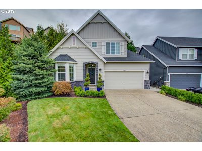 Happy Valley Single Family Home Pending: 15993 SE Peace Ct