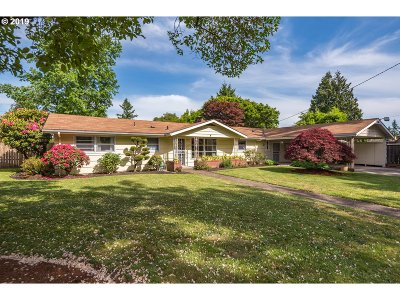 Portland Single Family Home For Sale: 220 SE 130th Ave