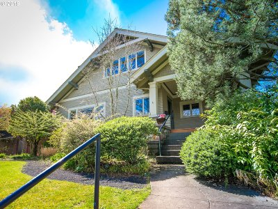 Single Family Home For Sale: 2643 NE 20th Ave