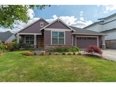Happy Valley, Clackamas Single Family Home For Sale: 13519 SE Ellen Dr