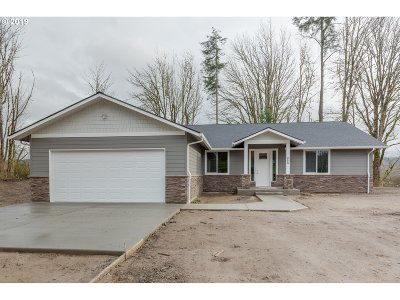 Cowlitz County Single Family Home For Sale: 312 Cemetery Rd