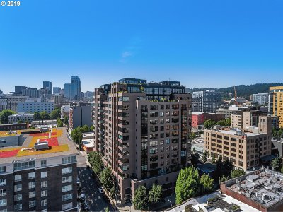 Portland OR Condo/Townhouse For Sale: $512,500