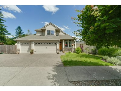 Troutdale Single Family Home For Sale: 3196 SE Hall Ln