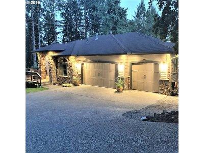 La Center Single Family Home For Sale: 1250 E 24th Cir