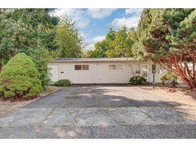 Multnomah County Multi Family Home For Sale: 4433 SE 80th Ave