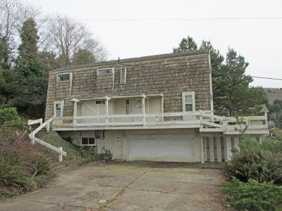 Single Family Home For Sale: 7305 Summit Rd