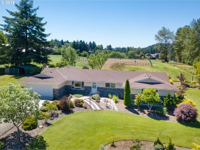 Clackamas County Single Family Home For Sale: 11773 SE 222 Dr
