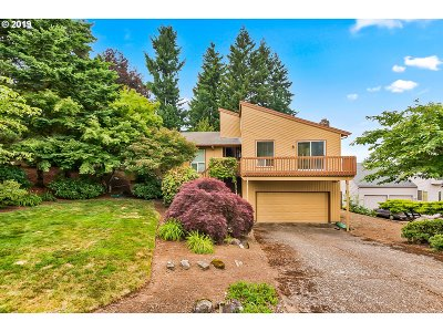 West Linn Single Family Home For Sale: 6500 Artemis Ln