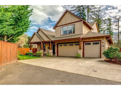 Newberg Single Family Home For Sale: 4776 Clubhouse Ln