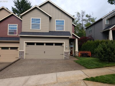 Gresham Single Family Home For Sale: 2008 SW Thomas Pl