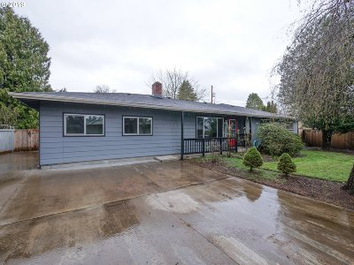 Eugene Single Family Home For Sale: 2055 Monterey Ln