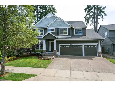 Tualatin Single Family Home For Sale: 11132 SW Patwin Ct