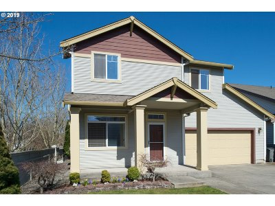 Camas Single Family Home For Sale: 3116 SE 197th Ct