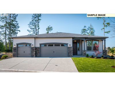 Clark County Single Family Home For Sale: 8401 NE 166th Ave