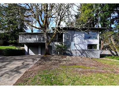Eugene Single Family Home For Sale: 2280 City View St