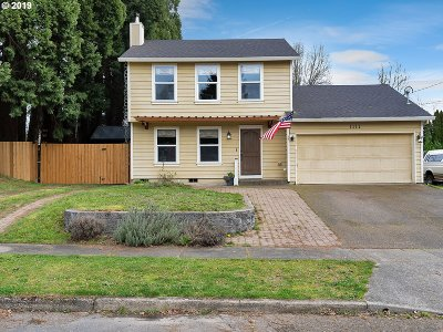 Newberg Single Family Home For Sale: 1112 Hadley Rd