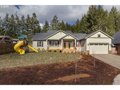 Vernonia Single Family Home For Sale: 1761 Rose Hedge Ct