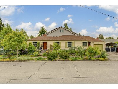 Portland Single Family Home For Sale: 1425 SE 80th Ave
