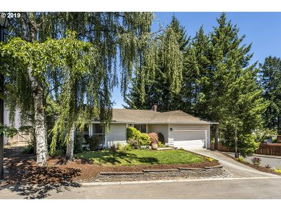 Beaverton, Aloha Single Family Home For Sale: 7915 SW 184th Ave