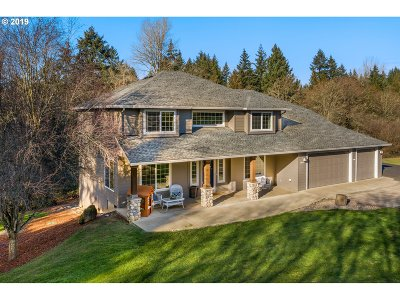 Ridgefield Single Family Home For Sale: 5610 NW 280th St