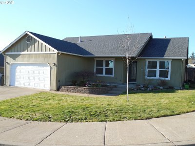 Single Family Home For Sale: 6050 Pebble Ct