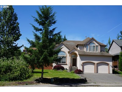 Clark County Single Family Home For Sale: 2167 NW 22nd Ave
