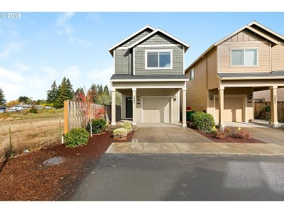 Forest Grove Single Family Home For Sale: 2683 Adeline Ct