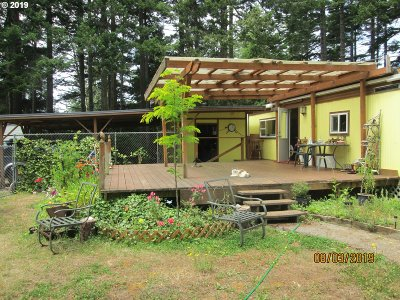 Coos Bay Single Family Home For Sale: 91529 Grinnell Ln