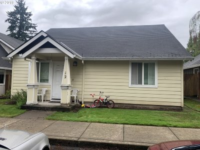 Newberg, Dundee, Lafayette Single Family Home For Sale: 601 W 1st St