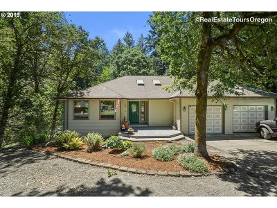 Newberg, Dundee, Lafayette Single Family Home For Sale: 13660 NE Lake Shore Dr