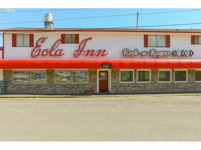 Salem Commercial For Sale: 4250 NW Salem Dallas Hwy