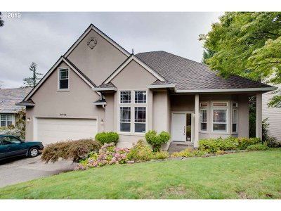 Single Family Home For Sale: 9749 NW Caxton Ln