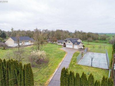 Single Family Home For Sale: 20950 Filbert Rd