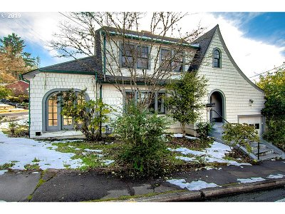 Roseburg Single Family Home For Sale: 1149 SE Lane Ave