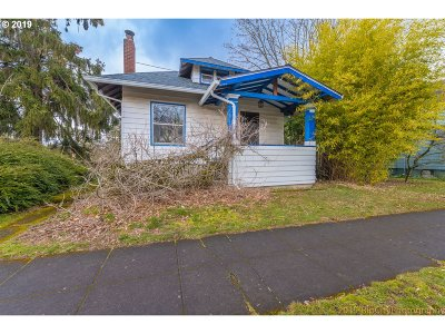Portland Single Family Home For Sale: 7411 N Portsmouth Ave
