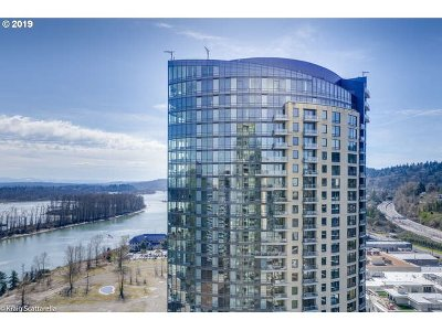 Condo/Townhouse For Sale: 3601 SW River Pkwy #2314