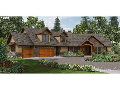 Washougal Single Family Home For Sale: Snag Mountain 1