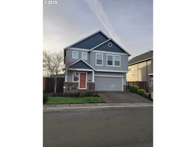 Canby Single Family Home Pending: 985 NW 1st Ave