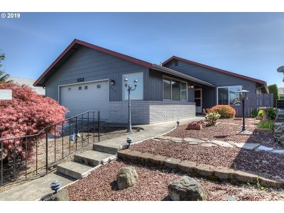 Salem Single Family Home Pending: 1678 NW Nut Tree Dr