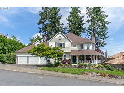 West Linn Single Family Home For Sale: 4235 Horton Rd