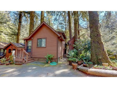 Brookings Single Family Home For Sale: 19921 Whaleshead Rd #C 10