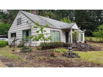 Cottage Grove, Creswell Single Family Home For Sale: 75942 Reservoir Rd