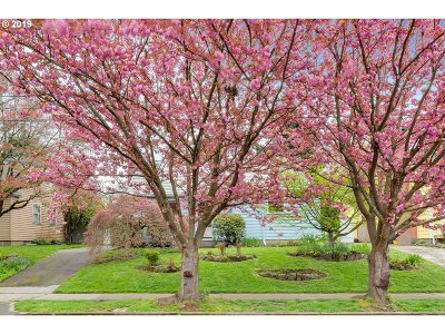 Portland Single Family Home For Sale: 4752 SE 34th Ave