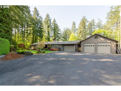 Cowlitz County Single Family Home For Sale: 3144 Laurel Rd