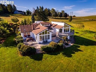 Washougal Single Family Home For Sale: 3270 N Deboever Ln